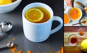 5 эффектов от воды с куркумой по утрам