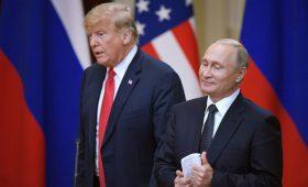 """Путин навязывал Трампу мнение о """"коррумпированной Украине"""""""
