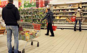 Блогеры сравнили цены на продукты в России и на Украине
