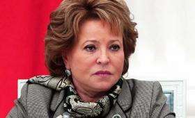 Матвиенко требует  введение нового налога по всей России