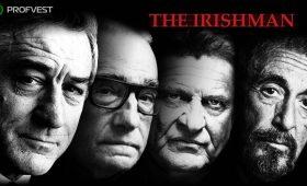Ролик, посвященный персонажу Аль Пачино в фильме «Ирландец» от Netflix