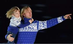Выступление сына Плющенко иРудковской закончилось судом