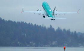 Boeing решила приостановить выпуск самолетов 737 MAX