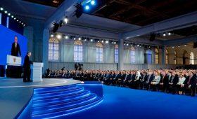 Путин назвал способ для России обогнать среднемировые темпы роста