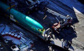 Boeing отчитался о рекордных убытках из-за проблем с моделью 737 MAX