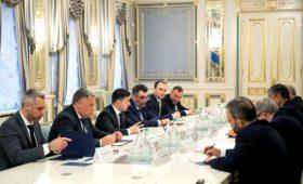 Иран вернет Украине обломки сбитого самолета