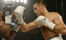 Боксер Ковалев перейдет вболее тяжелый вес