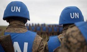 Украина напомнит в ООН о миротворцах для Донбасса