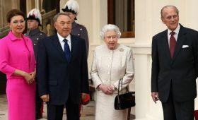 Арест Лондонской недвижимости Назарбаевых