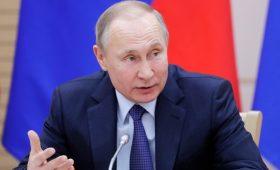 Путин поручил провести инвентаризацию всех налоговых льгот