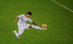 Футболист «Зенита» оплатил питание 50семей вАргентине