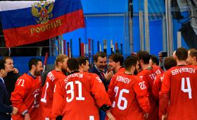 Стали известны соперники сборной России похоккею наОлимпиаде-2022