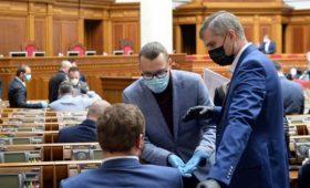 Рада разблокировала закон о законодательном спаме