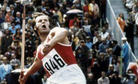 Умер олимпийский чемпион вметании копья Янис Лусис