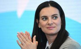 Елена Исинбаева ответила навопрос отренерской карьере