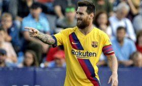 Экс-президент «Барселоны» усомнился вуходе Месси