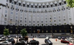 Кабмин проводит заседание в закрытом режиме