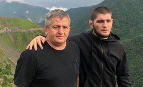 Романцев прокомментировал известие осмерти отца Хабиба