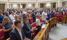 Рада внесла правки в избирательный кодекс