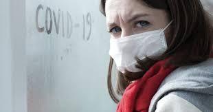 Почему вредно носить маску. Мнение врачей США