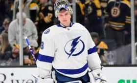 Рейтинг лучших вратарей НХЛвозглавил Андрей Василевский