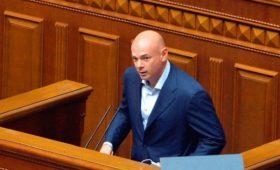 Нардеп Палица требует рассмотреть в Раде отставку Степанова