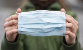 Закон о штрафах за не ношение масок в общественных местах — принят!