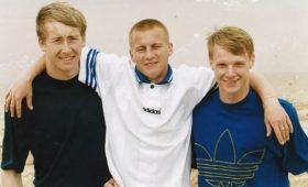Какроссийские футболисты попадались награбеже