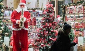 Сбербанк оценил траты россиян в Новый год