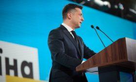 Времена меняются: Зеленский призвал бизнес выйти из тени