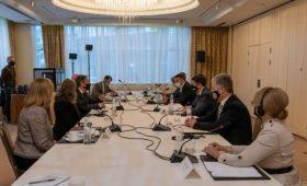 Блинкен прокомментировал встречу с депутатами