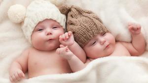 Жительница Канады родила близнецов с разным цветом кожи