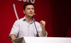 Зеленский захотел ответить пропагандистам «по-мужски»