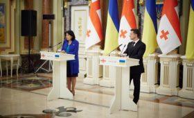 Зурабишвили: Отношения с Украиной нормализуются