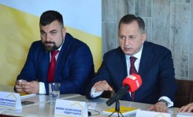 Колесников представил программу партии Украина — Наш дом