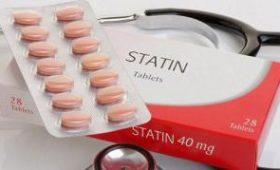 Статины защищают мужчин от опухолей