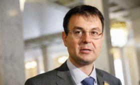 Назначен спикер Рады под отставку Разумкова